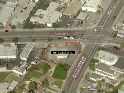 9654 Valley Blvd, Rosemead, California, ,Retail,Commercial Sold Listings,Valley ,1066